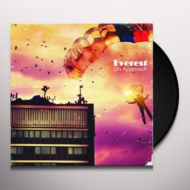 Everest ON APPROACH Vinyl Record