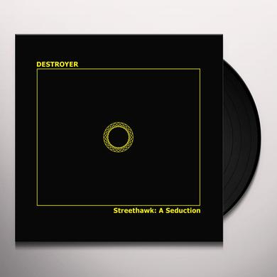 Destroyer STREETHAWK: A SEDUCTION Vinyl Record - Reissue