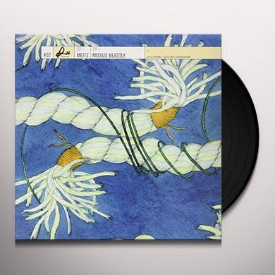 Missus Beastly GEISHA (EP) Vinyl Record