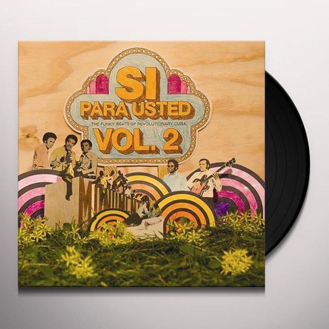 SI PARA USTED: FUNKY BEATS REVOLUTIONARY 2 / VAR (Vinyl)