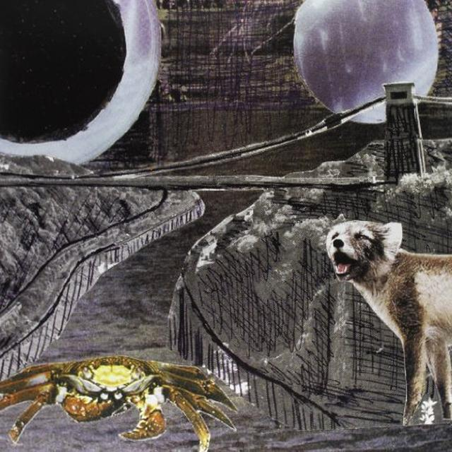 Deerhoof GREEN COSMOS (EP) Vinyl Record