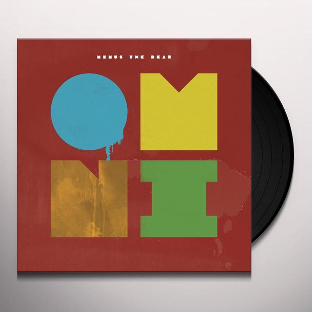 Minus The Bear OMNI Vinyl Record