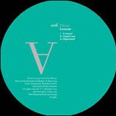 Pikaya LEVANTE Vinyl Record