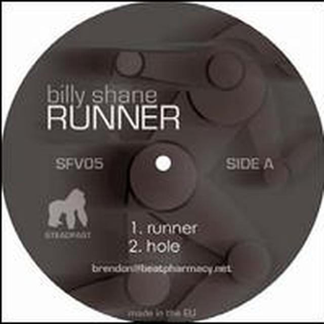 Billy Shane RUNNER (EP) Vinyl Record