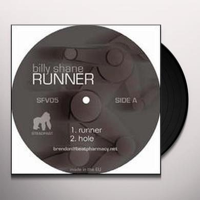 Billy Shane RUNNER (EP) Vinyl Record