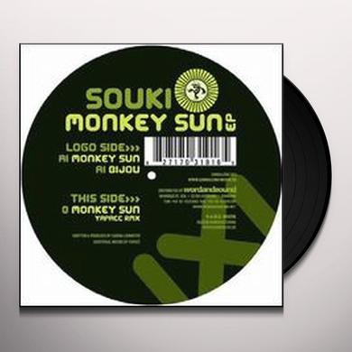 Souki MONKEY SUN (EP) Vinyl Record