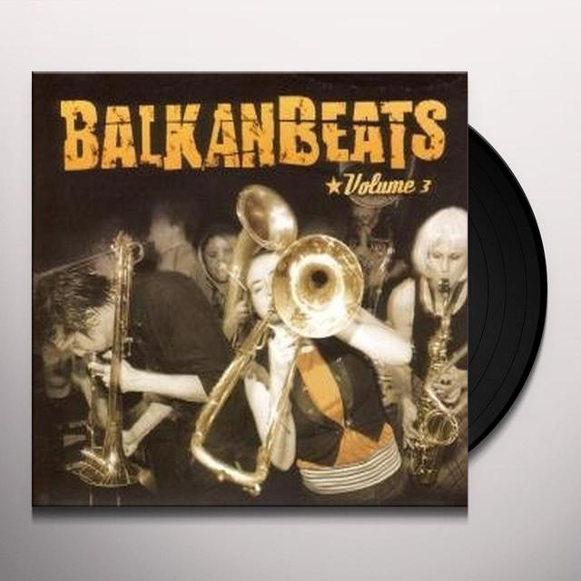 BALKANBEATS 3 / VARIOUS Vinyl Record