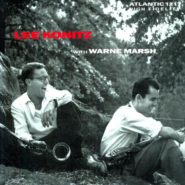 LEE KONITZ & WAYNE MARSH Vinyl Record
