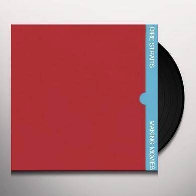 Dire Straits MAKIN MOVIES Vinyl Record - 180 Gram Pressing
