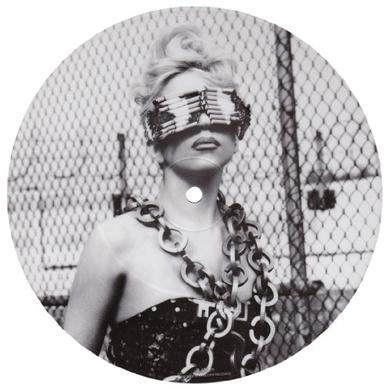 Lady Gaga TELEPHONE / TELEPHONE PASSION PIT REMIX Vinyl Record - Picture Disc
