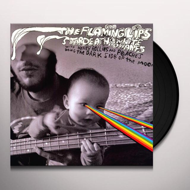 Flaming Lips / Stardeath / White Dwarfs DOING DARK SIDE OF THE MOON Vinyl Record