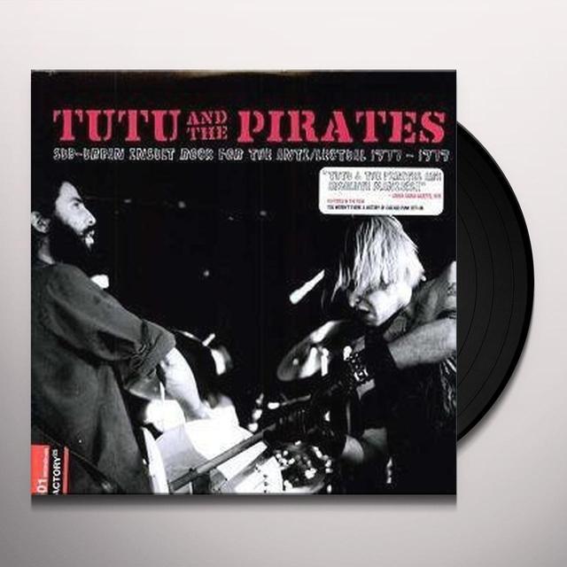 Tutu & The Pirates SUB-URBAN INSULT ROCK FOR THE ANTI-LECTUAL Vinyl Record