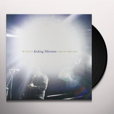 Wilco KICKING TELEVISION LIVE IN CHICAGO Vinyl Record