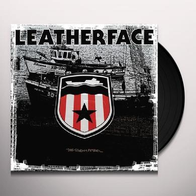 Leatherface STORMY PETREL Vinyl Record