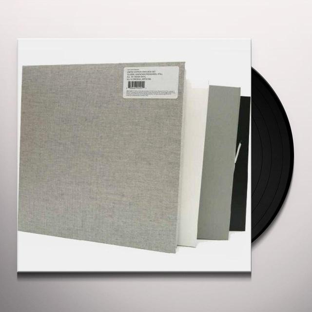 Joy Division VINYL BOX SET Vinyl Record