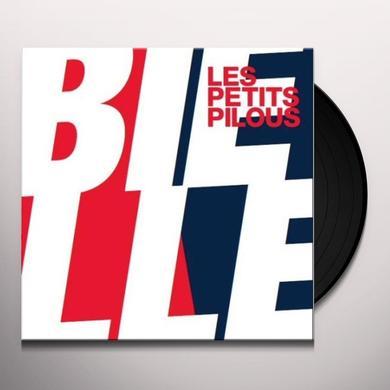 Petits Pilous BIELLE (EP) Vinyl Record