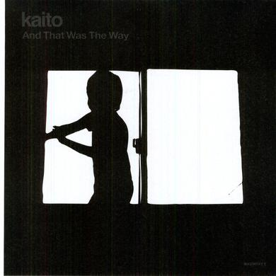 Kaito & THAT WAS THE WAY Vinyl Record