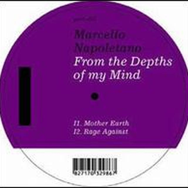 Marcello Napoletano FROM THE DEPTHS OF MY MIND Vinyl Record