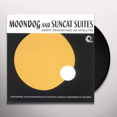 Kenny / His Satellites Graham MOONDOG & SUNCAT SUITES Vinyl Record