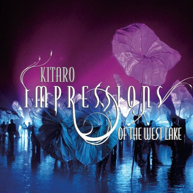 Kitaro IMPRESSIONS OF THE WEST LAKE Vinyl Record