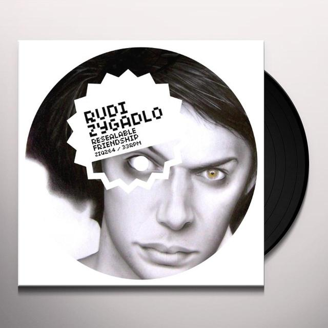 Rudi Zygadlo RESEALABLE FRIENDSHIP Vinyl Record