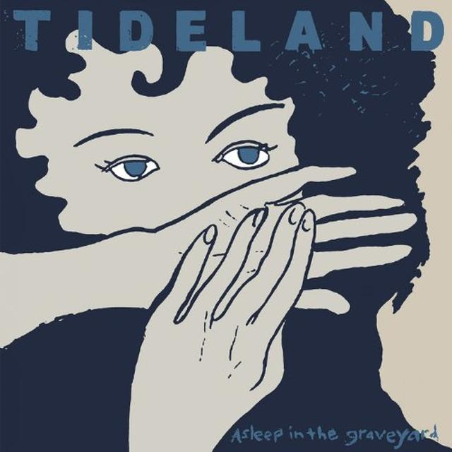 Tideland ASLEEP IN THE GRAVEYARD Vinyl Record