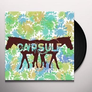 Capsule TAPE DEMO TOUR MORE Vinyl Record