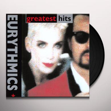 Eurythmics GREATEST HITS Vinyl Record - 180 Gram Pressing