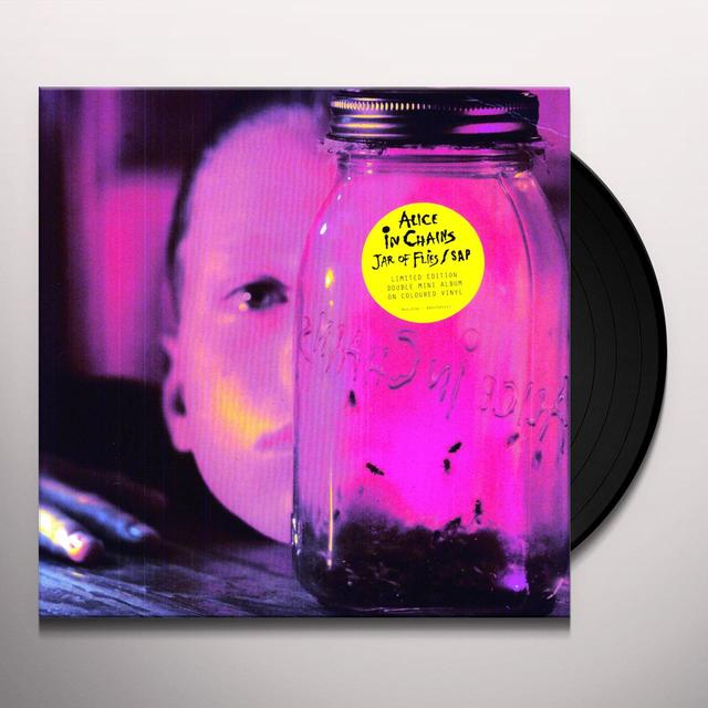 Alice In Chains JAR OF FLIES Vinyl Record - 180 Gram Pressing