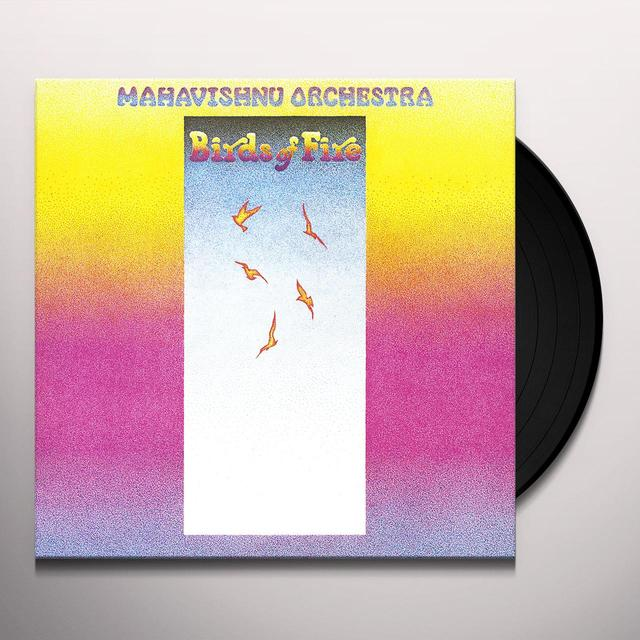 Mahavishnu Orchestra BIRDS OF FIRE Vinyl Record