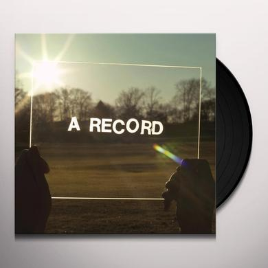 Laura Stevenson & Cans RECORD Vinyl Record