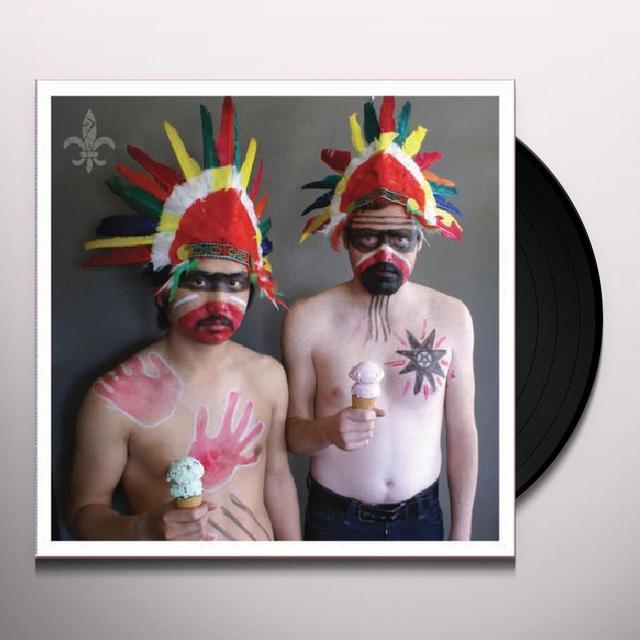 Vultures United SAVAGES Vinyl Record