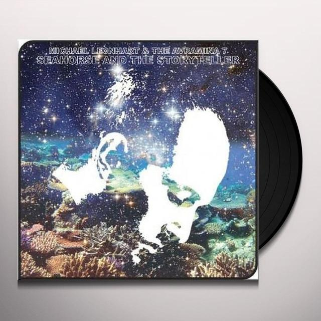 Michael Leonhart SEAHORSE & THE STORYTELLER Vinyl Record
