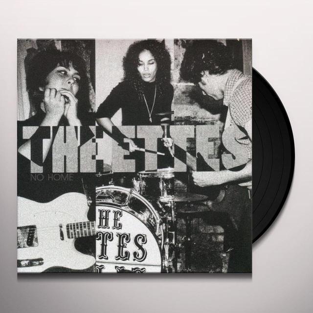 The Ettes NO HOME (BLACK VINYL) Vinyl Record