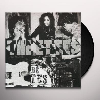 The Ettes NO HOME (CLEAR VINYL) Vinyl Record