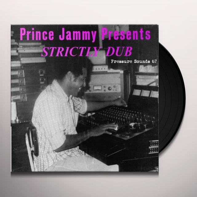 Prince Jammy STRICTLY DUB Vinyl Record