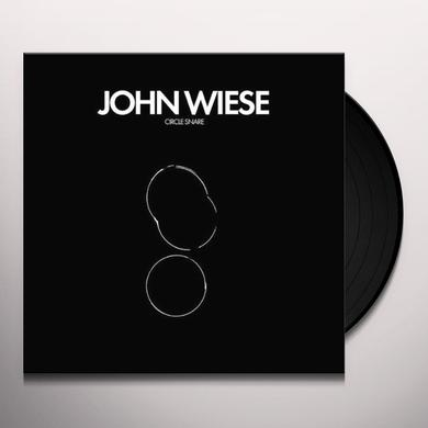 John Wiese CIRCLE SNARE Vinyl Record - Limited Edition