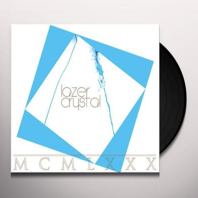 Lazer Crystal MCMLXXX Vinyl Record