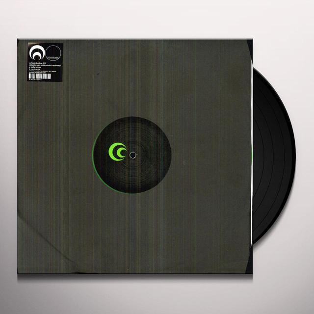 Sebastien San STELLAR WINDS / CONTINENTAL (EP) Vinyl Record