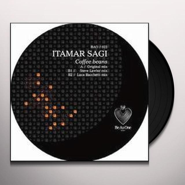 Itamar Sagi COFFEE BEANS Vinyl Record