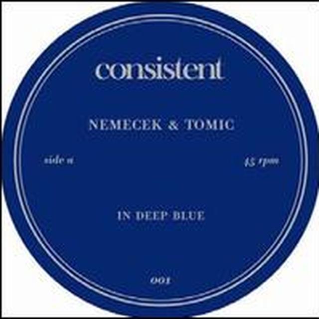 Nemecek & Tomic IN DEEP BLUE Vinyl Record