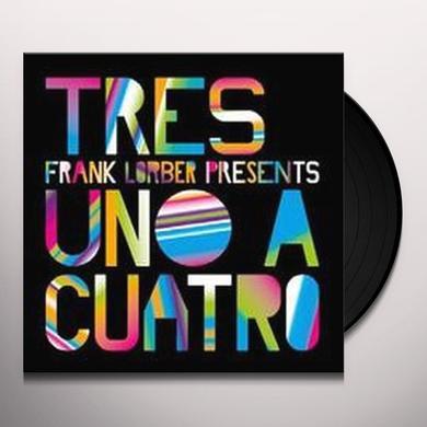 Frank Tres / Lorber UNO A CUATRO (EP) Vinyl Record