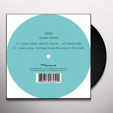 Koss OCEAN WAVES Vinyl Record