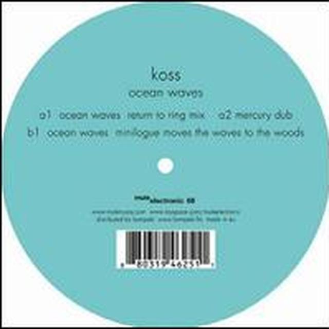 Koss OCEAN WAVES (EP) Vinyl Record