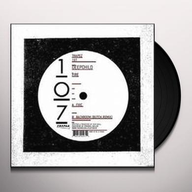 Deepchild FIRE (EP) Vinyl Record