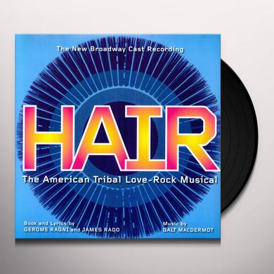 HAIR / O.C.R. Vinyl Record