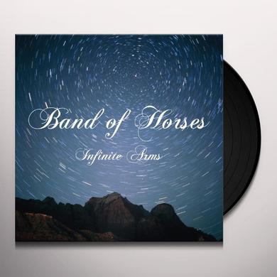 Band Of Horses INFINITE ARMS  (DLI) Vinyl Record - 180 Gram Pressing
