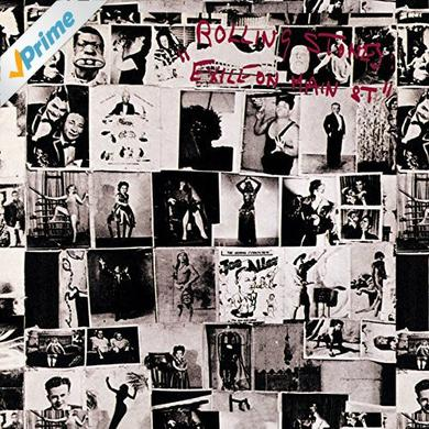 The Rolling Stones EXILE ON MAIN STREET Vinyl Record
