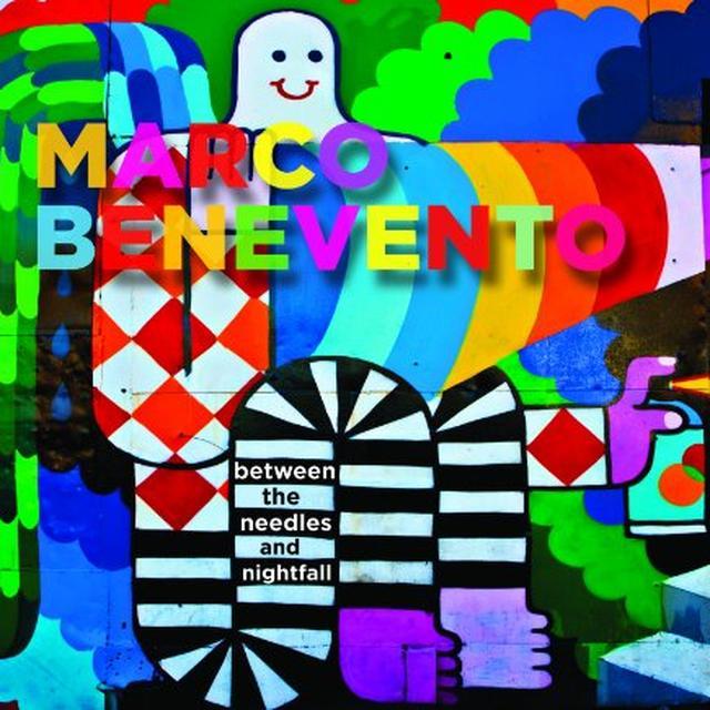 Marco Benevento BETWEEN THE NEEDLES & NIGHTFALL Vinyl Record