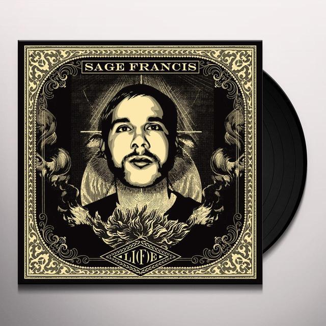 Sage Francis LIFE Vinyl Record